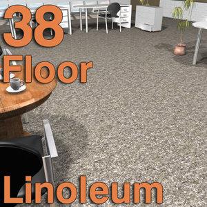 Floor Linoleum Set