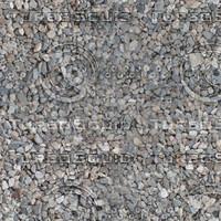 Gravel Texture Map