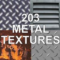 203 METAL TEXTURES