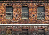 Old manufacture wall