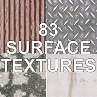 83 SURFACE TEXTURES