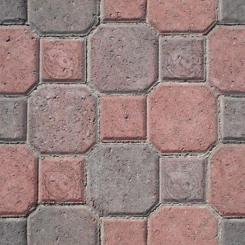 Texture jpg Sidewalk brick masonry
