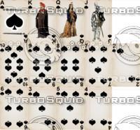 Medieval Stack cards