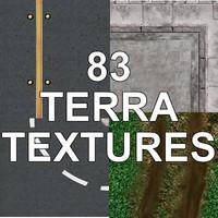 83 TERRA GAME TEXTURES