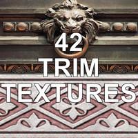 42 TRIM TEXTURES