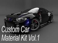 Car Material Kit