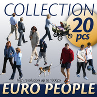 EURO PEOPLE COLLECTION 20