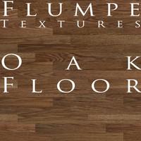 Floor - Oak 1
