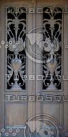 Bronze Door Texture