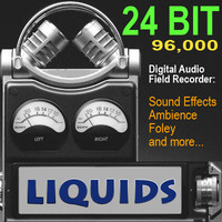 Hi-Fi Liquid Sound Effects