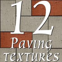 12 Brick Paving maps