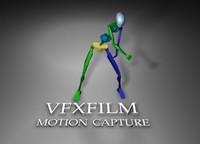 (7 bvh files) Walking to car and drive, shot gun motion capture