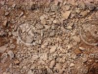 Desert rock sand
