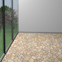 3 Stone Mosaic Texture Tiles