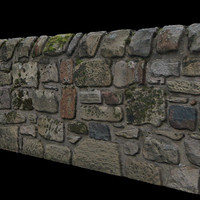 Stone wall 006
