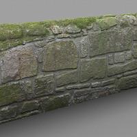 Stone wall 009