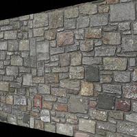 Stone wall 004