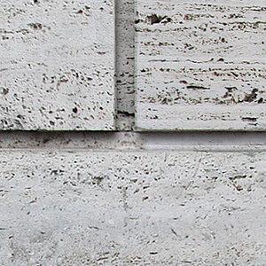Travertine Brick Wall
