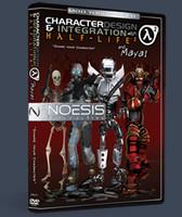 Maya Character Design & Integration with Half-Life 2