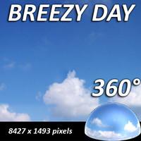 breezy day