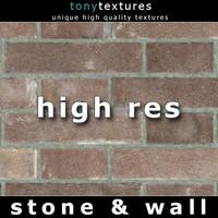 Stone Wall Brick 003