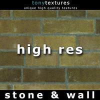 Stone Wall Brick 010
