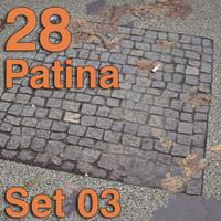 Patina Set 03