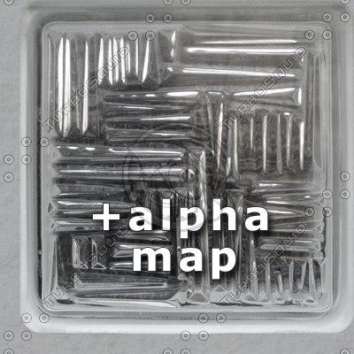 GlassBlock01 + alpha (HighRes)