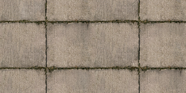 High resolution concrete industrial ground 01 + normal map