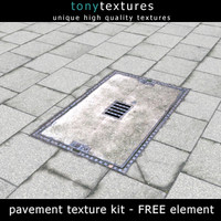 Pavement Kit 01 - FREE