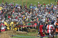 Pennsic XXXV Bridge Battle.jpg