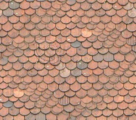 Texture Jpg Roof Tiles Seamless