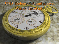 C4D Watch TUTORIAL.zip