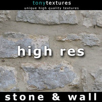 Nature Stone Wall Texture 024