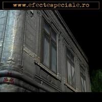 Building Texture 1st floor - Cladire