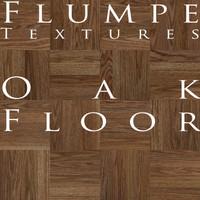 Floor - Oak 3