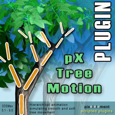 pX Tree Motion