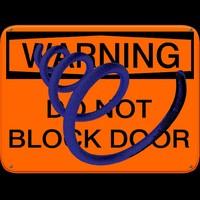 sign_warning_dont_block_door.zip