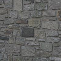 Stone wall 007