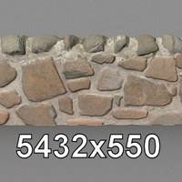 Stone wall 010