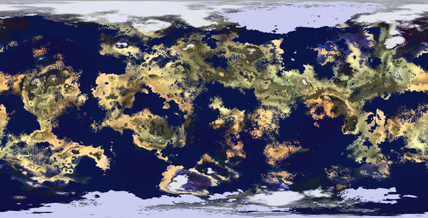 Texture Other terrestrial earth like