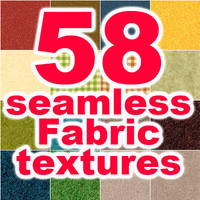 58 Seamless Fabric textures