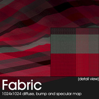 Fabric Pattern 5411