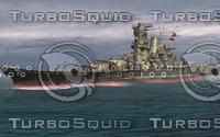 IJN YAMATO  Battleship