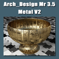 Arch e Design collection vol.2 mental ray 3.5
