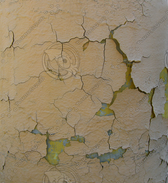 Cracked Paint (HEAVY)