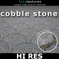 Cobblestone 007 - High Resolution