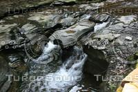 Water Creek small falls