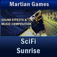 Music:  SciFi Sunrise