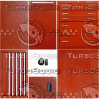 Tool Box Textures